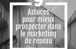 prospecter marketing de réseau