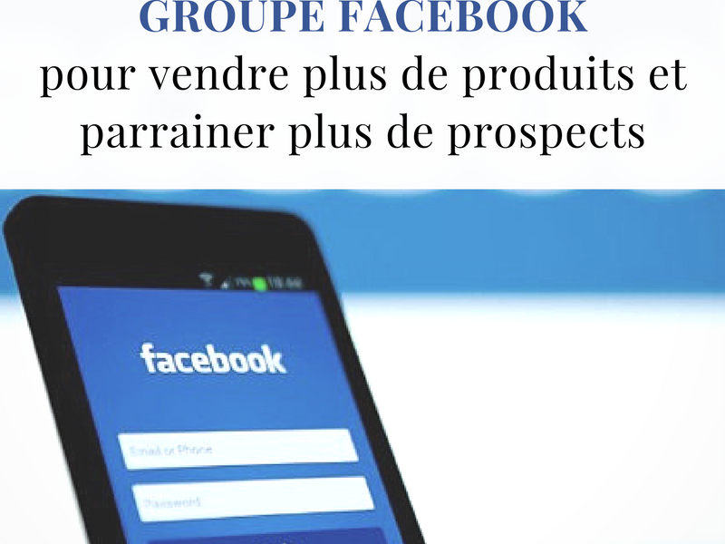 groupe Facebook